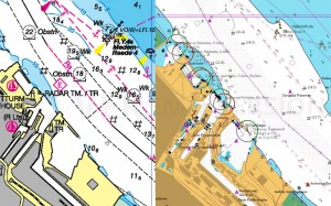 Microsoft PowerPoint - Navigation mit Papierkarten und Elektroni