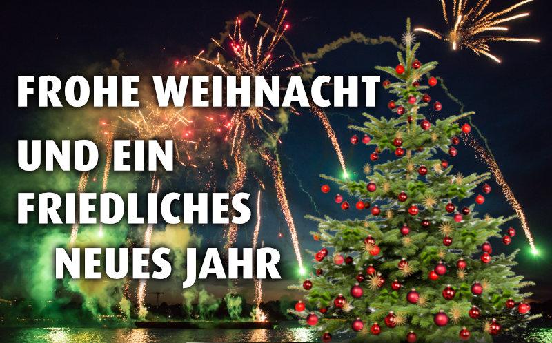 Frohe Weihnachten überall.Fröhliche Weihnachten überall Hamburger Segel Club